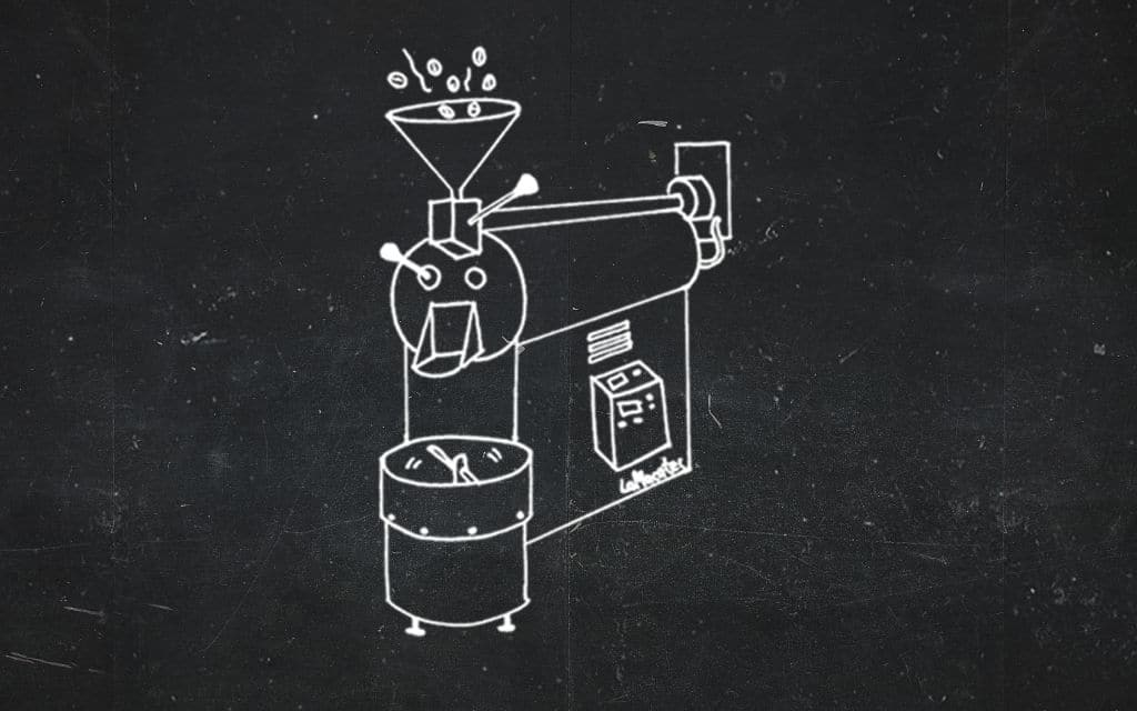 coffee roasting description