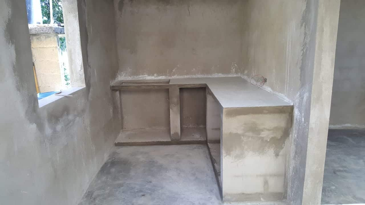 Kitchen Inside View